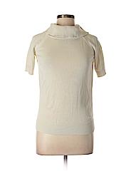 Ann Taylor Women Silk Pullover Sweater Size M