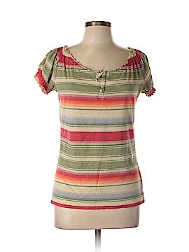 Lauren Jeans Co. Short Sleeve Top Size M