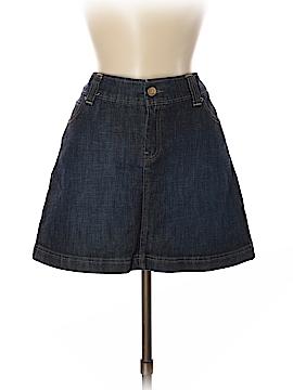 Lilly Pulitzer Denim Skirt Size 6