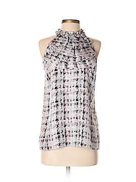 Marisa Christina Sleeveless Silk Top Size S