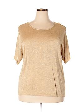 Linda Allard Ellen Tracy Pullover Sweater Size 3X (Plus)