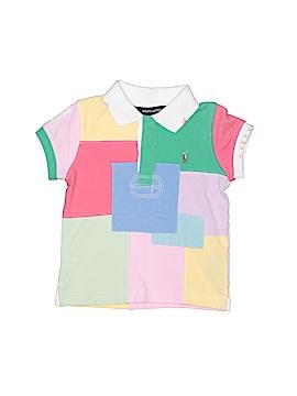 Ralph Lauren Short Sleeve Polo Size 4T