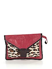 Carla Mancini Leather Clutch
