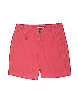 CAbi Khaki Shorts Size 4