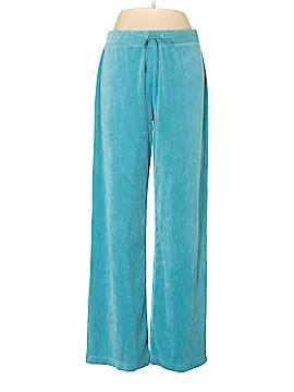 Jones New York Sport Velour Pants Size M