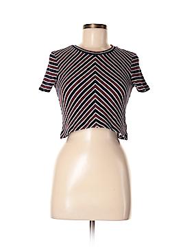Zara TRF Short Sleeve T-Shirt Size M