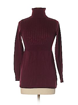 Daisy Fuentes Turtleneck Sweater Size M