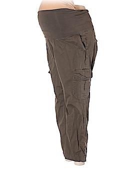 Gap - Maternity Cargo Pants Size 6 (Maternity)