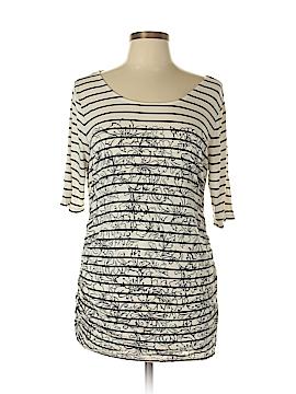 Jessica Simpson Short Sleeve T-Shirt Size L
