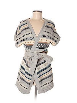 Hollister Wool Cardigan Size Med - Lg