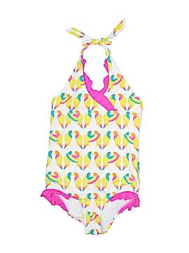 Garnet Hill One Piece Swimsuit Size 08