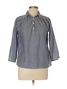 Steven Alan 3/4 Sleeve Blouse Size M
