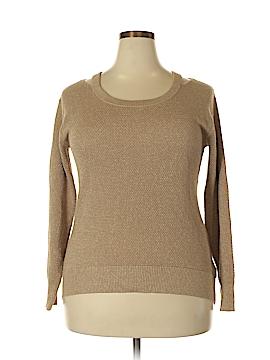 MICHAEL Michael Kors Pullover Sweater Size 0X (Plus)