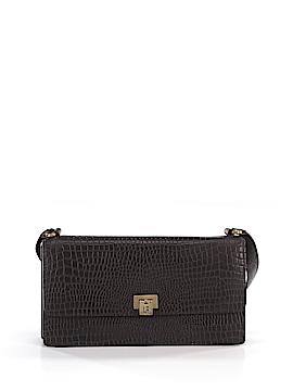 Laura Ashley Leather Satchel One Size
