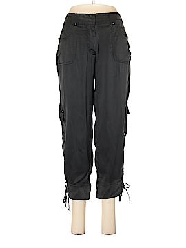 White House Black Market Silk Pants Size 12