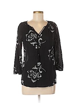 Merona 3/4 Sleeve Blouse Size XS
