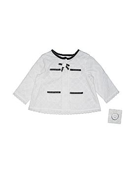 Little Me Long Sleeve Button-Down Shirt Size 6 mo