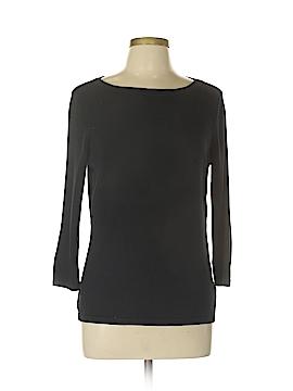 Ralph Lauren 3/4 Sleeve Silk Top Size L