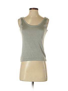 Linda Allard Ellen Tracy Sleeveless Blouse Size S (Petite)