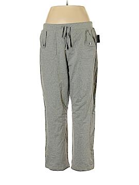 Karen Scott Sweatpants Size 0X (Plus)