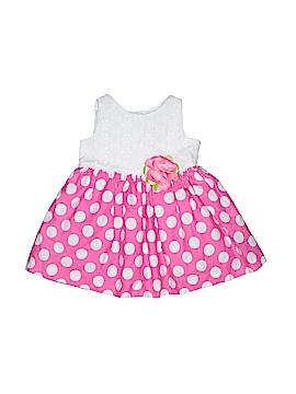 Rare Editions Dress Size 6-9 mo