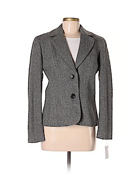 Lands' End Wool Blazer Size 8