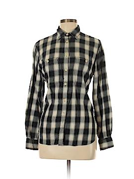 Denim & Supply Ralph Lauren Long Sleeve Button-Down Shirt Size M