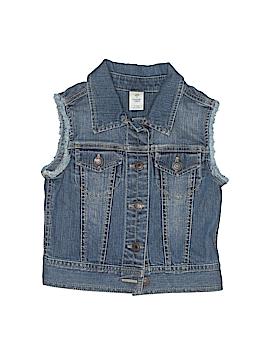 Tucker + Tate Denim Vest Size S (Kids)