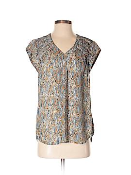 Daniel Rainn Short Sleeve Blouse Size S