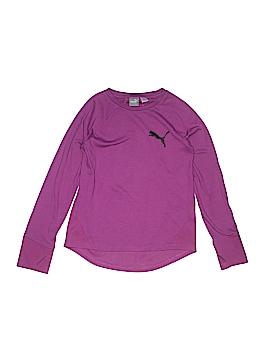 Puma Active T-Shirt Size 8/10