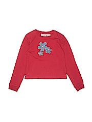 Basic Editions Girls Sweatshirt Size 10