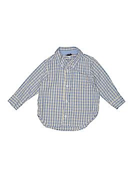 Baby Gap Long Sleeve Button-Down Shirt Size 3T