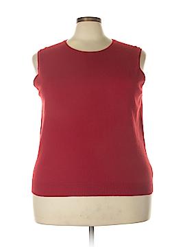 Lauren by Ralph Lauren Cashmere Pullover Sweater Size 3X (Plus)