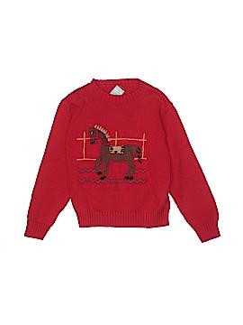 Vive La Fete Pullover Sweater Size 5