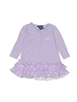 Chaps Dress Size 12 mo
