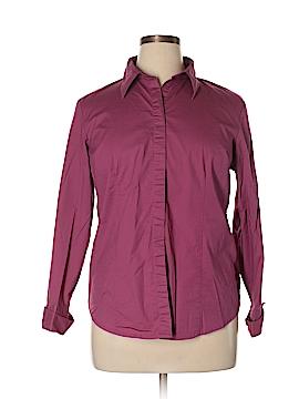 Chadwicks 3/4 Sleeve Blouse Size 16w