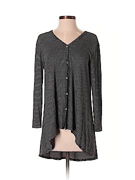 Cha Cha Vente 3/4 Sleeve Button-Down Shirt Size S