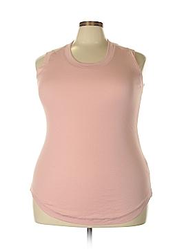 Melissa McCarthy Seven7 Sleeveless Top Size 0X (Plus)
