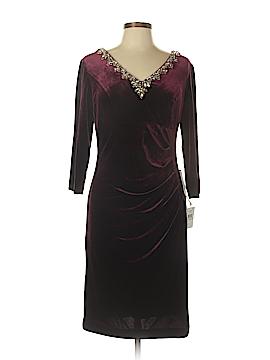 Alex Evenings Casual Dress Size 10 (Petite)