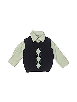 Goodlad Of Philidelphia Sweater Vest Size 18 mo