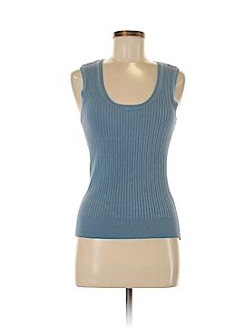 Rafaella Silk Pullover Sweater Size M