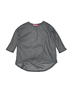 Me. n .u 3/4 Sleeve Top Size L (Kids)