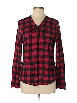 Ruff Hewn Long Sleeve T-Shirt Size XL (Petite)