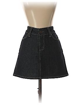Serfontaine Denim Skirt 27 Waist