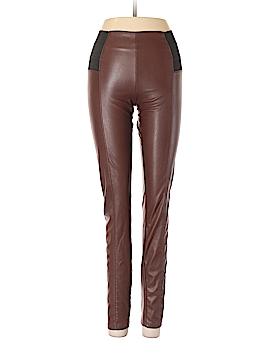 Dynamite Faux Leather Pants Size XS
