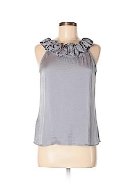 Ann Taylor Factory Sleeveless Blouse Size 6 (Petite)
