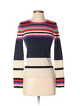 Diane von Furstenberg Cashmere Pullover Sweater Size P
