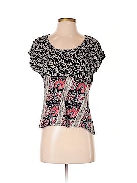Lucy & Laurel Short Sleeve Top Size S