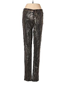 J Brand Faux Leather Pants 25 Waist