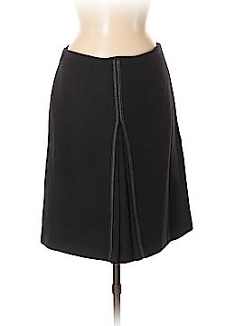 Sisley Wool Skirt Size 42 (IT)